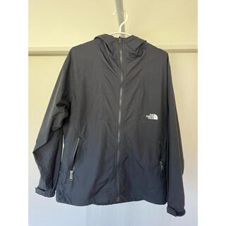 THE NORTH FACE - ノースフェイス コンパクトジャケット ブラック 黒 美品