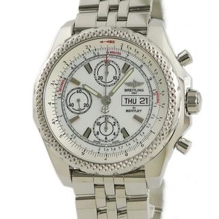 ブライトリング(BREITLING)のブライトリング  ベントレー GT2 A13365 自動巻き メンズ 腕(腕時計(アナログ))