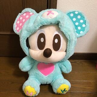 ミッキーマウス(ミッキーマウス)のミッキーぬいぐるみ ※タグ付き(ぬいぐるみ)