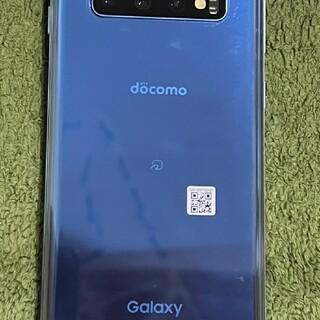 ギャラクシー(Galaxy)のSAMSUNG Galaxy S10  sc-03l ブルー(スマートフォン本体)