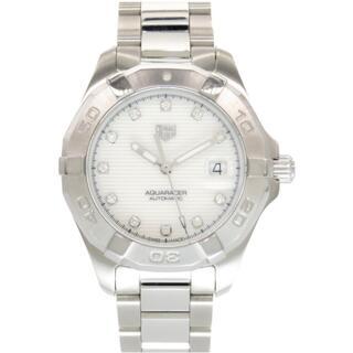タグホイヤー(TAG Heuer)のタグホイヤー  アクアレーサー キャリバー9 11Pダイヤ WBD(腕時計)