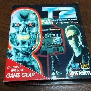 セガ(SEGA)のゲームギア、T2ザ、アーケードゲーム(携帯用ゲーム機本体)