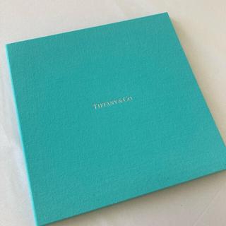 ティファニー(Tiffany & Co.)のティファニー フォトフレーム+ショッパー1枚(フォトフレーム)