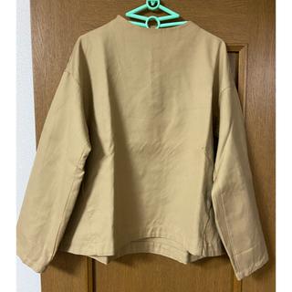 MUJI (無印良品) - 無印良品 新羅綿二重織りブラウス