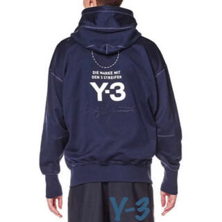 Y-3 - 【新品!】Y-3 ワイスリー STACKED LOGO HOODIE パーカー