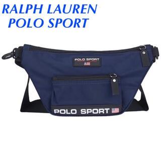 ポロラルフローレン(POLO RALPH LAUREN)のPOLO SPORT RALPH LAUREN ウエストポーチ バック(ショルダーバッグ)