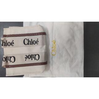 Chloe - 大人気 Chloe クロエ woodyスモールトートバッグ
