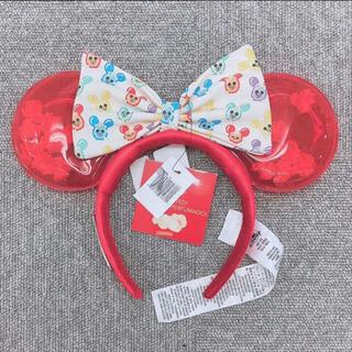 Disney - 4 カチューシャ ポップコーン バルーン ラウンジフライ ディズニー ミニー