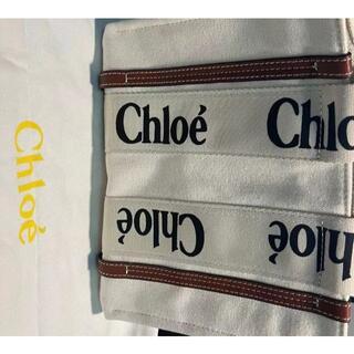 Chloe - クロエ woody トートバッグ スモール