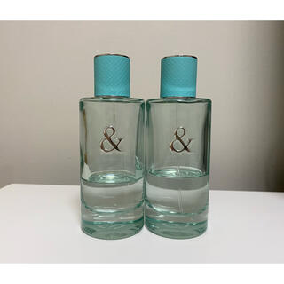 Tiffany & Co. - Tiffany&Co. ティファニー&ラブフォーハーオードパルファム 90ml