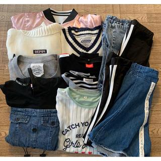 レピピアルマリオ(repipi armario)の女の子 服 まとめ売り(その他)