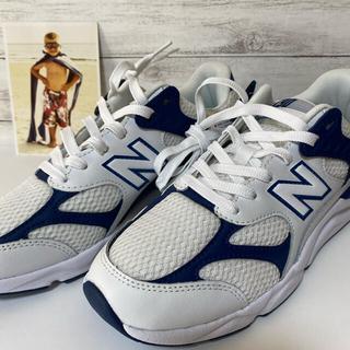 New Balance - 【NewBalance】ニューバランス msx90スニーカー  ホワイト