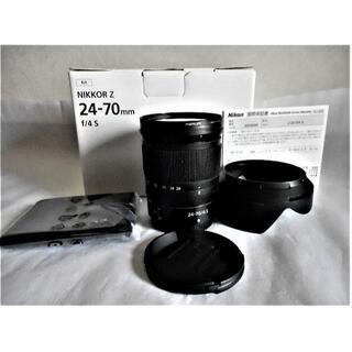 Nikon - Nikon Z 24-70mm f4s   標準レンズ 美品