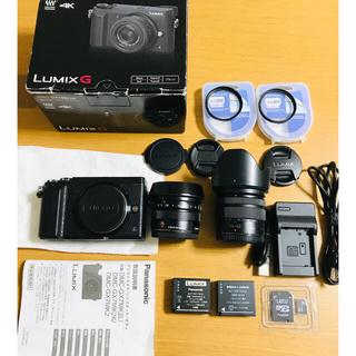Panasonic - パナソニックDMC-GX7MK2 + H-X015 + H-FS1442A