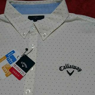 キャロウェイゴルフ(Callaway Golf)の【新品】キャロウェイ ゴルフシャツ ポロシャツ 3L(ウエア)
