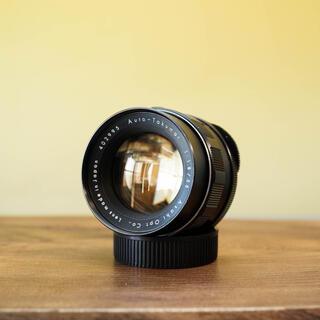 ペンタックス(PENTAX)の【特上品】後期オートタクマー 55mm f1.8 希少な銘品(レンズ(単焦点))