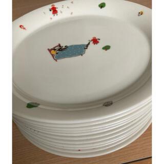 フェリシモ(FELISSIMO)の食器 ハイセンス12の童話シリーズ 大皿11枚セット(食器)