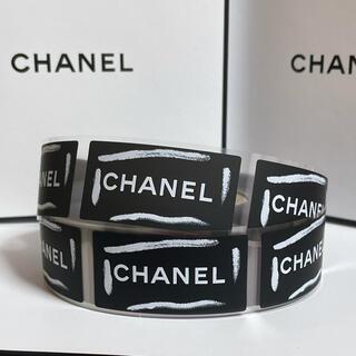 シャネル(CHANEL)のSpecial Sale!CHANEL ブラック ステッカー 30枚(ラッピング/包装)