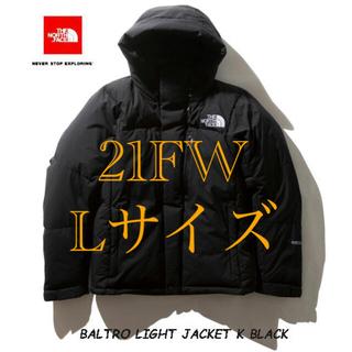 THE NORTH FACE - ノースフェイス ND91950 バルトロ ライト ジャケット ブラック Lサイズ