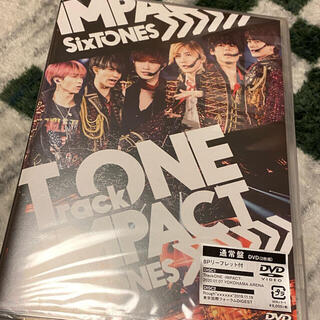 TrackONE IMPACT SixTONES 通常盤 通常版 Blu-ray