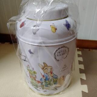 コストコ - トラディショナルイングリッシュティー 240P ピーターラビット缶