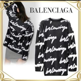 バレンシアガ(Balenciaga)のbalenciaga バレンシアガ ニット(ニット/セーター)
