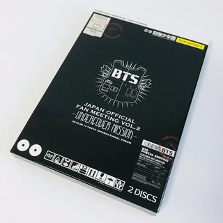 BTS 防弾少年団 バンタン アンカバ 2015 FC限定  数量限定 DVD