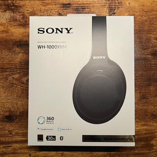 SONY - Sony ワイヤレスヘッドホン WH-1000XM4