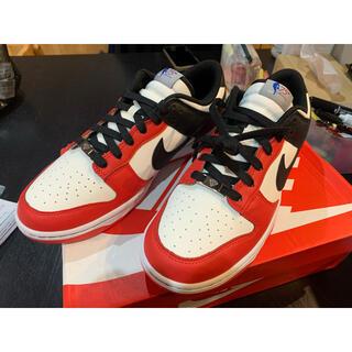 "NIKE - NBA × Nike Dunk Low Chicago Bulls"""