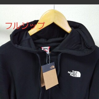 THE NORTH FACE - THE NORTH FACE hooded フルジップ