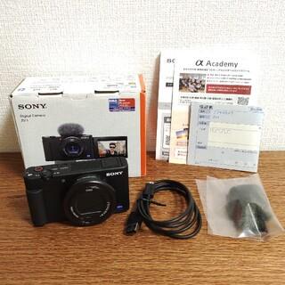 SONY - 【美品】SONY ZV-1 VLOG カメラ