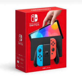 Nintendo Switch - Nintendo Switch(有機ELモデル)本体