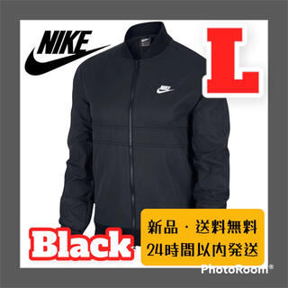 NIKE - 新品 NIKE ナイキ CE プレイヤーズ ウーブン ジャケット ブラック L