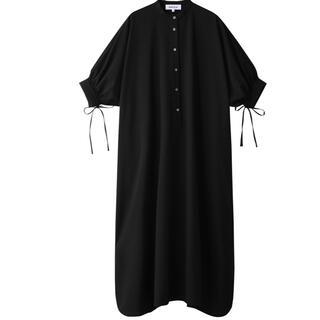ENFOLD - エンフォルド Comfortable Twill BIG シルエットドレス