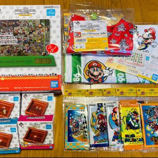 ニンテンドウ(任天堂)の 一番くじ スーパーマリオコレクション  いつでもマリオ!35th (キャラクターグッズ)
