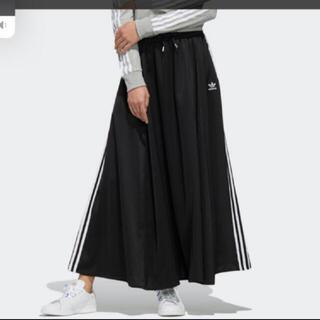 adidas - アディダス ロングスカート