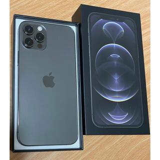 Apple - [新品未使用]iphone 12 pro 256gb SIMフリー
