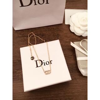 美品【Dior ディオール】ネックレス01#