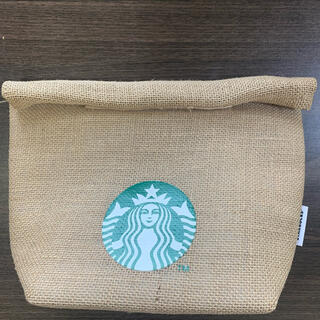スターバックスコーヒー(Starbucks Coffee)のスタバ ジュートバッグ ランチバッグ 福袋(弁当用品)