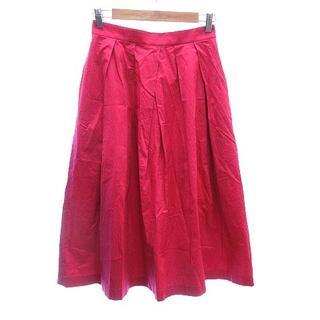 ユナイテッドアローズ(UNITED ARROWS)のユナイテッドアローズ UNITED ARROWS スカート ピンク B(ロングスカート)