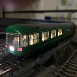トミー(TOMMY)のTOMIX92792夢空間北斗星10両+EF81-98美品(鉄道模型)