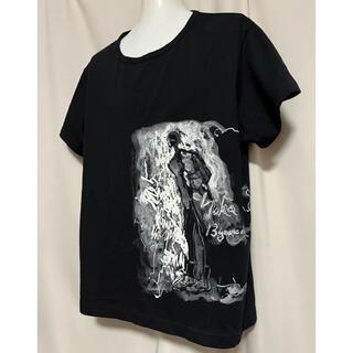 Yohji Yamamoto - BLACK scandal yohji yamamoto Tシャツ 2 M