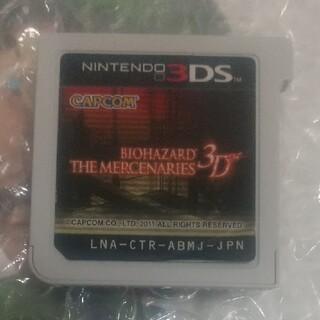 ニンテンドー3DS - NINTENDO 3DS バイオハザード