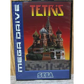 海外製メガドライブソフト テトリス(家庭用ゲームソフト)