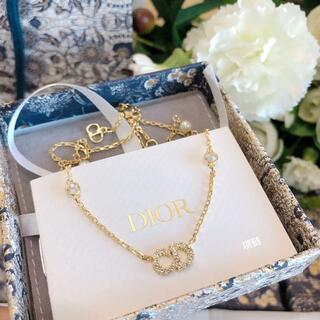 Dior - 美品【Dior ディオール】ネックレス02#