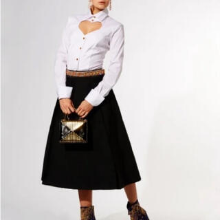 Vivienne Westwood - ヴィヴィアンウエストウッド ラブシャツ サイズ2