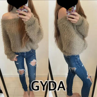 GYDA ダメージデニム デニム