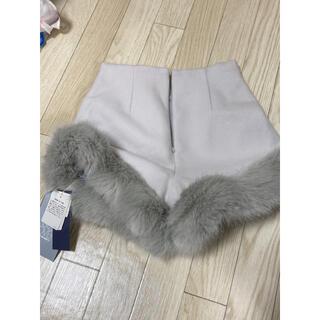 リリーブラウン(Lily Brown)のリリーブラウン 冬用パンツ 新品未使用タグ付き(ショートパンツ)