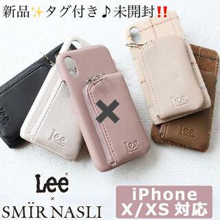 新品✨タグ付き♪iPhone X、XS スマホケース 小銭入れ 大特価