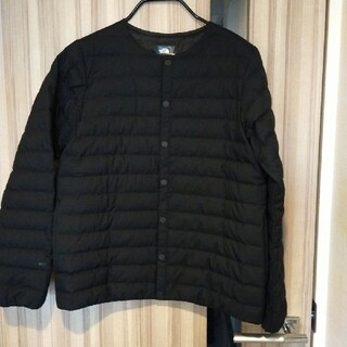 THE NORTH FACE - THE NORTH FACE ウインドストッパー ダウンカーディガン ゴア